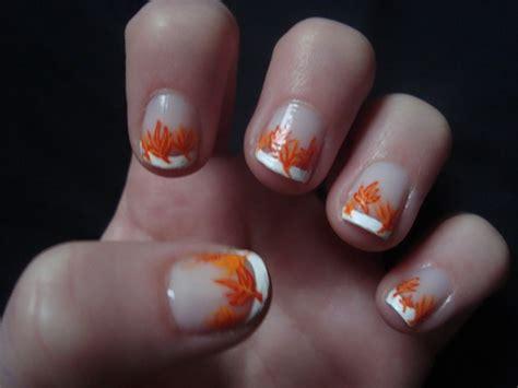 Acrylic Fall Nail Designs
