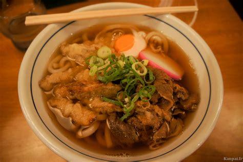 ramen udon et soba nouilles japonaises