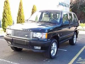 2000 Land Rover Range Rover - Information And Photos