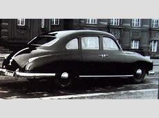 Horch 920S Prototype, 1950 Unique luxury Car for the