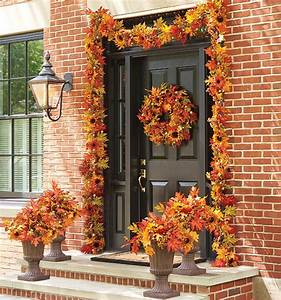 Fall Decorating Ideas – Sunflower Home Decor Collection ...