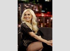 Wardrobe Breakdown Gwen Stefani On Jimmy Kimmel Live