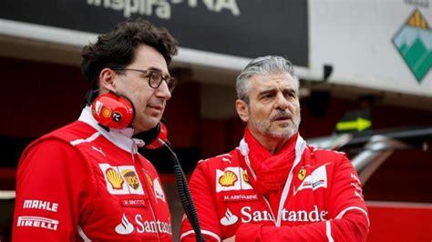 Sicuramente usciamo delusi da questa gara volevamo un. Ferrari F1 to get new team principal; Maurizio out | Team-BHP