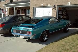 U0026 39 70 Mustang Mach 1
