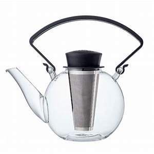 theiere avec infuseur integre tea 4 u une idee de cadeau With affiche chambre bébé avec théière transparente pour fleur de thé