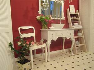 Badmöbel Vintage Style : landhaus waschtisch hear my secret wasserheimat ~ Michelbontemps.com Haus und Dekorationen