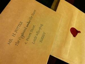 a hogwarts acceptance letter is the perfect surprise for With harry potter hogwarts acceptance letter