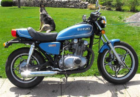 1978 Suzuki Gs400 by 1978 Suzuki Gs400 425 Cafe Racer