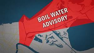 UPDATE: Boil water advisory in New Orleans canceled ...