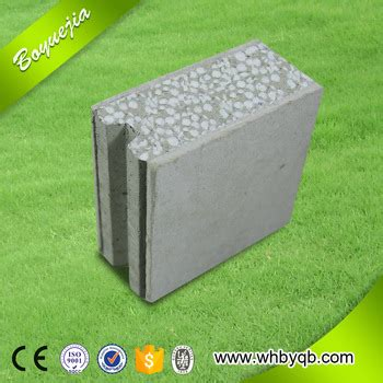 lightweight thermal insulated eps foam concrete wall panels buy lightweight foam concrete