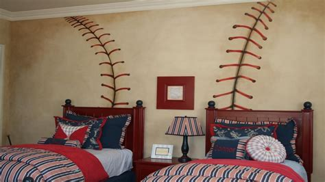 Best Bedroom Player by 20 Best Collection Of Vintage Baseball Wall Wall