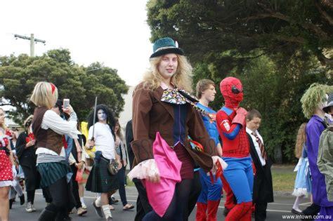 gala day parade intown geelong