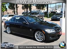 2011 Black Sapphire Metallic BMW 3 Series 335i Convertible