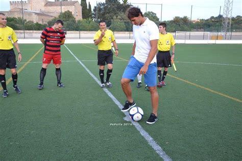 Soccer: Rafael Nadal tries to save Mallorca football club - ESPN
