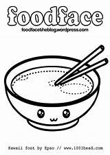 Coloring Printable Kawaii Pages Sheets Colouring Foods Printables Resources Popular Coloringhome Template Attached sketch template