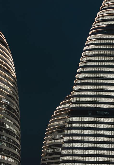 award  zaha hadid architects wangjing soho floornature