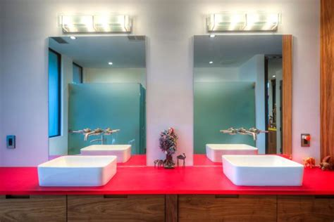 monochromatic bathrooms designs youll love hgtvs