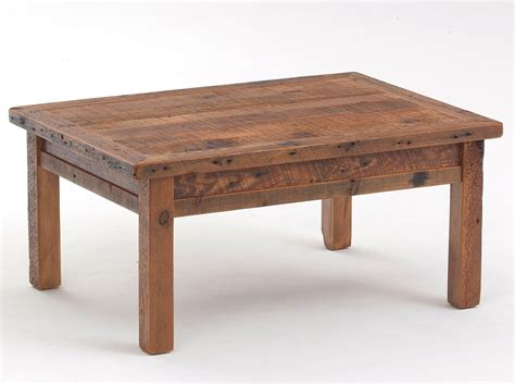 Shop reclaimed wood coffee tables handcrafted by expert craftsmen with quality made to last. Rustic Reclaimed Barn Wood Farmhouse Coffee Table