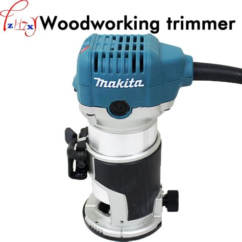handheld woodworking trimming machine rtc electricity