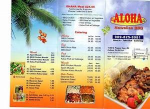 Hawaiian Food Menu   www.imgkid.com - The Image Kid Has It!
