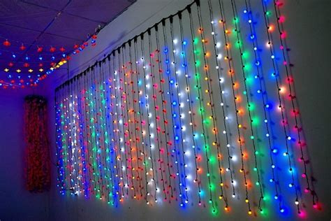 Innovative Uses Of String-lights Disposable Cubicle Curtains Ltd How Much Fabric Do You Need For Cafe Shower Rods Clawfoot Tubs To Install Extendable Curtain Rod Dressing Windows With Blinds And 2 Double Silver Hang A Scarf Valance Over
