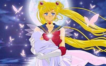 Moon Sailor Wallpapers