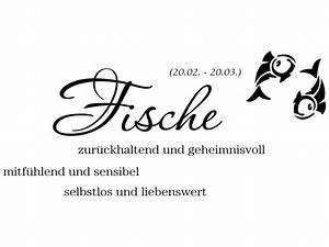 Sternzeichen Fisch Stier : sternzeichen fische wandtattoo sternzeichen wandtattoo fische ~ Markanthonyermac.com Haus und Dekorationen