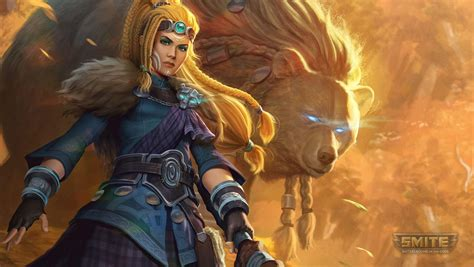 Artio: The Bear Goddess Joins SMITE Console Roster in ...