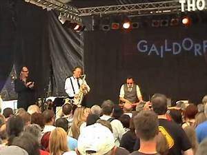 Thorbjörn Risager Band Gaildorf 2013 - YouTube