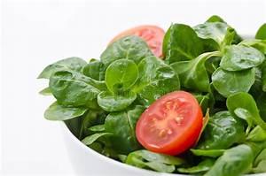 Bol A Salade : bol de salade verte et de tomates image stock image du ~ Teatrodelosmanantiales.com Idées de Décoration