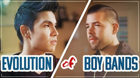 michael constantino evolution of boy bands mashup ft sam tsui michael