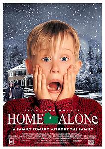Home Alone poster by john-rahier on DeviantArt
