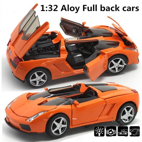 car toy best quality supercar 1 32 alloy model pull back toy car