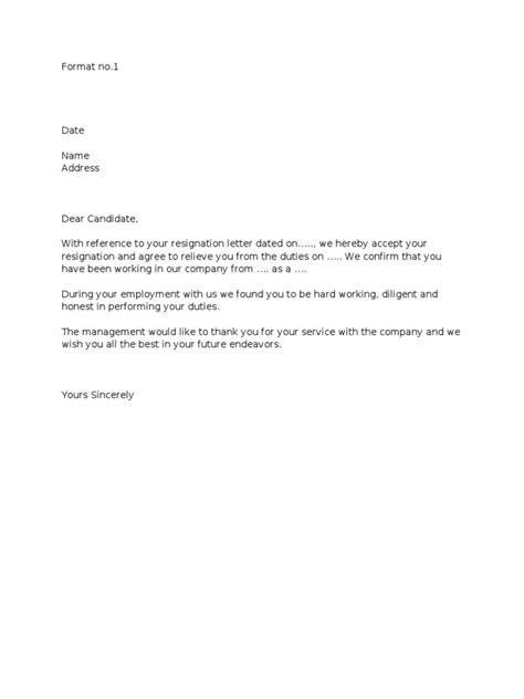 35 FREE LETTER RESIGNATION EMAIL PDF DOWNLOAD DOCX - * Resignation