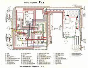 Wiring Diagram For Models From August 1970  1971 Model