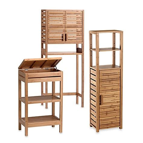 Bathroom Cabinets Bed Bath And Beyond by Bamboo Bath Furniture Bed Bath Beyond