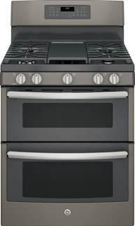 wall oven gas range ge 6 8 cu ft self cleaning freestanding oven