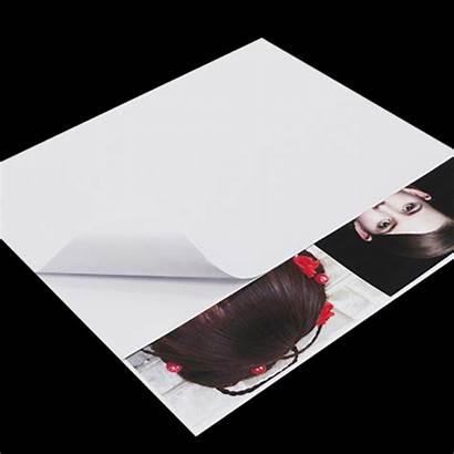 Paper Glossy A4 Sticker Inkjet Sheets Waterproof