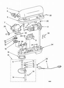 Looking For Kitchenaid Model Kp2670 Stand Mixer Repair