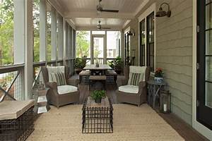 screened in porch furniture deck eclectic with container With screened in porch furniture ideas