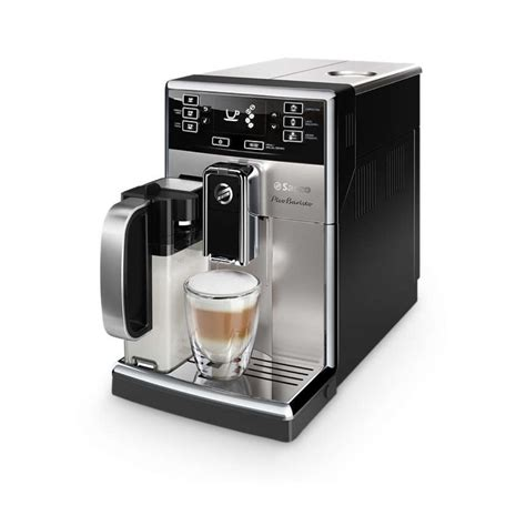 This automatic pour over coffee machine features the 1500 watt heater that heats the water in take a look at our best manual coffee grinders. Saeco PicoBaristo HD8927/47 Automatic Espresso Machine (with Filter) - Home Coffee Solutions