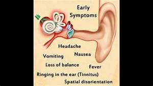 Inner Ear Infection Symptoms