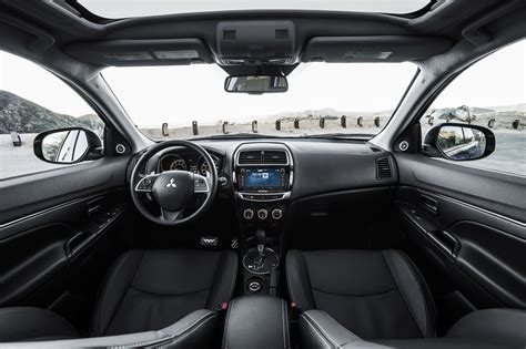 mitsubishi asx 2017 interior 2017 mitsubishi asx review all carsautodrive