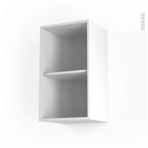 caisson de cuisine haut caisson haut n 16 meuble de cuisine l40 x h70 x p35 cm