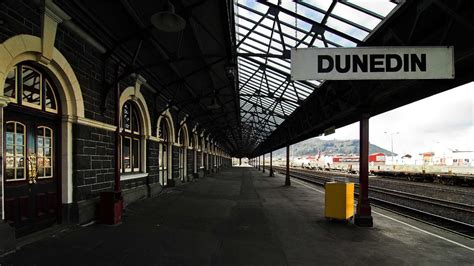 dunedin train station wide high definition wallpaper hd images widescreen high