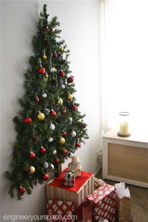 giveaway wall mounted christmas tree smart diy