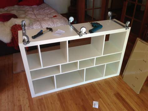 Ikea Hack Standup Rolling Desk Workstation 28339