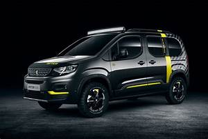 4x4 Peugeot : peugeot rifter 4x4 revealed ahead of geneva motor show gear patrol ~ Gottalentnigeria.com Avis de Voitures