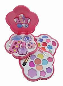 Petite Girls Play Cosmetics Set - Fashion Makeup Kit for ...