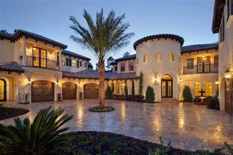 Mediterranean Mega Mansion  Luxury Dream Estate For Sale